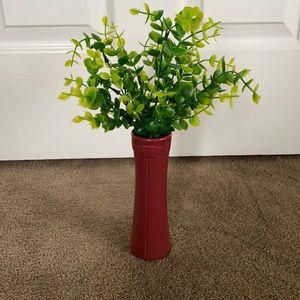 Longaberger bud vase